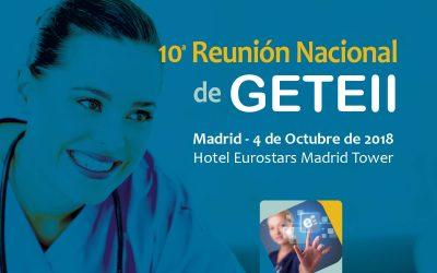 10ª Reunión Nacional de GETEII