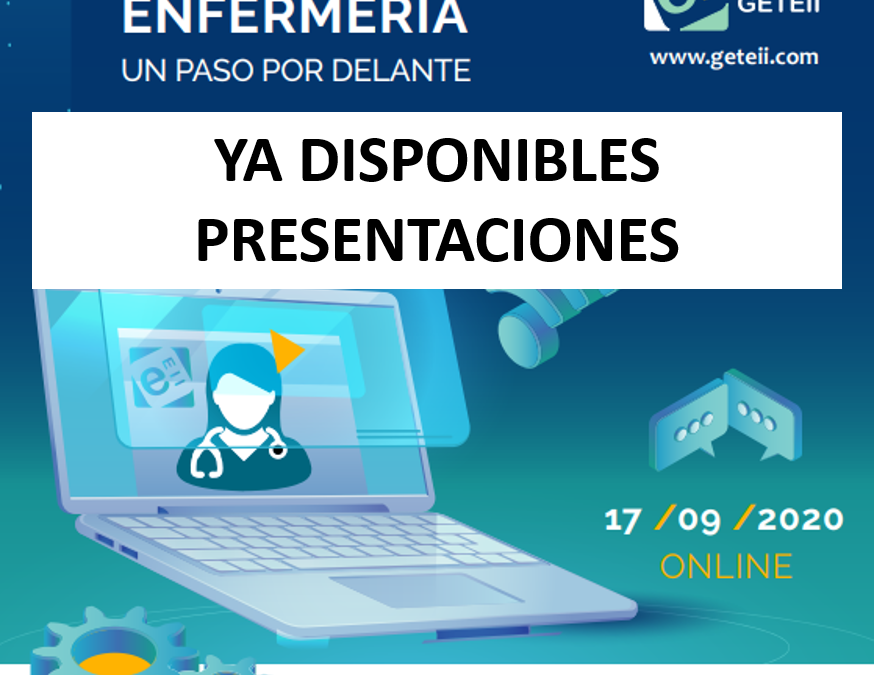 Disponibles presentaciones de la Jornada On line de Teleconsulta