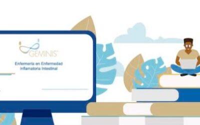 Inicio del Curso On line de enfermería en EII (Sandoz)