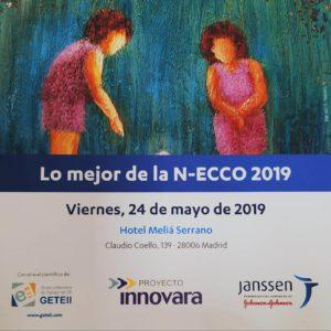 II Jornada enfermera nacional - Post-NECCO 2019