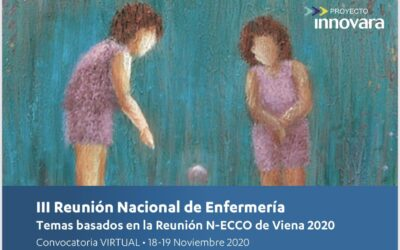 III Reunión Nacional de enfermería Post N-ECCO