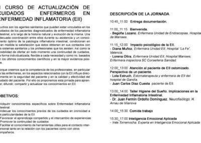 Programa_II_Curso_de_actualización_cuidados_enfermeros_en_EII 2019