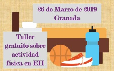 Taller sobre actividad física en EII en Granada.