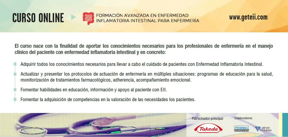 Presentacion Curslo online de formacion avanzada en EII
