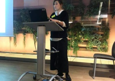 ponente Jornada enfermera catalana 2
